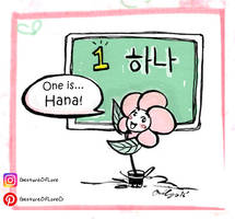 Let's Learn Korean! - One by CrystalC33