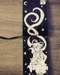 Inktober 2016 - Sailor Moon Ink by CrystalC33