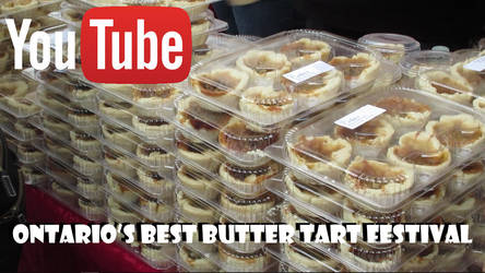 Ontario's Best Butter Tart Festival by marylizabetha
