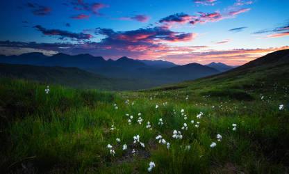 Sunrise by Aenkill