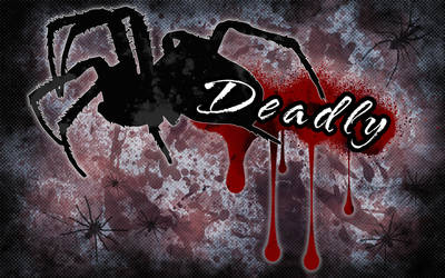 Deadly Spider by Eel-Ecurb