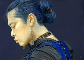 Cassandra. by Jumprabbit
