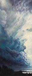 Island Sky, January by Jumprabbit