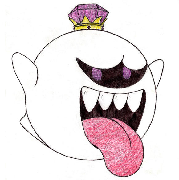 King Boo by Overule