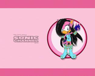 Sonic Channel: Jade the Guardian by little-x-flower