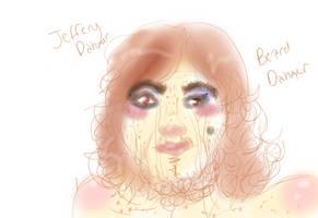 It's the gorgeous Beard Dahmer by little-x-flower