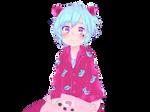 Kakuzen .: Commission :. by little-x-flower