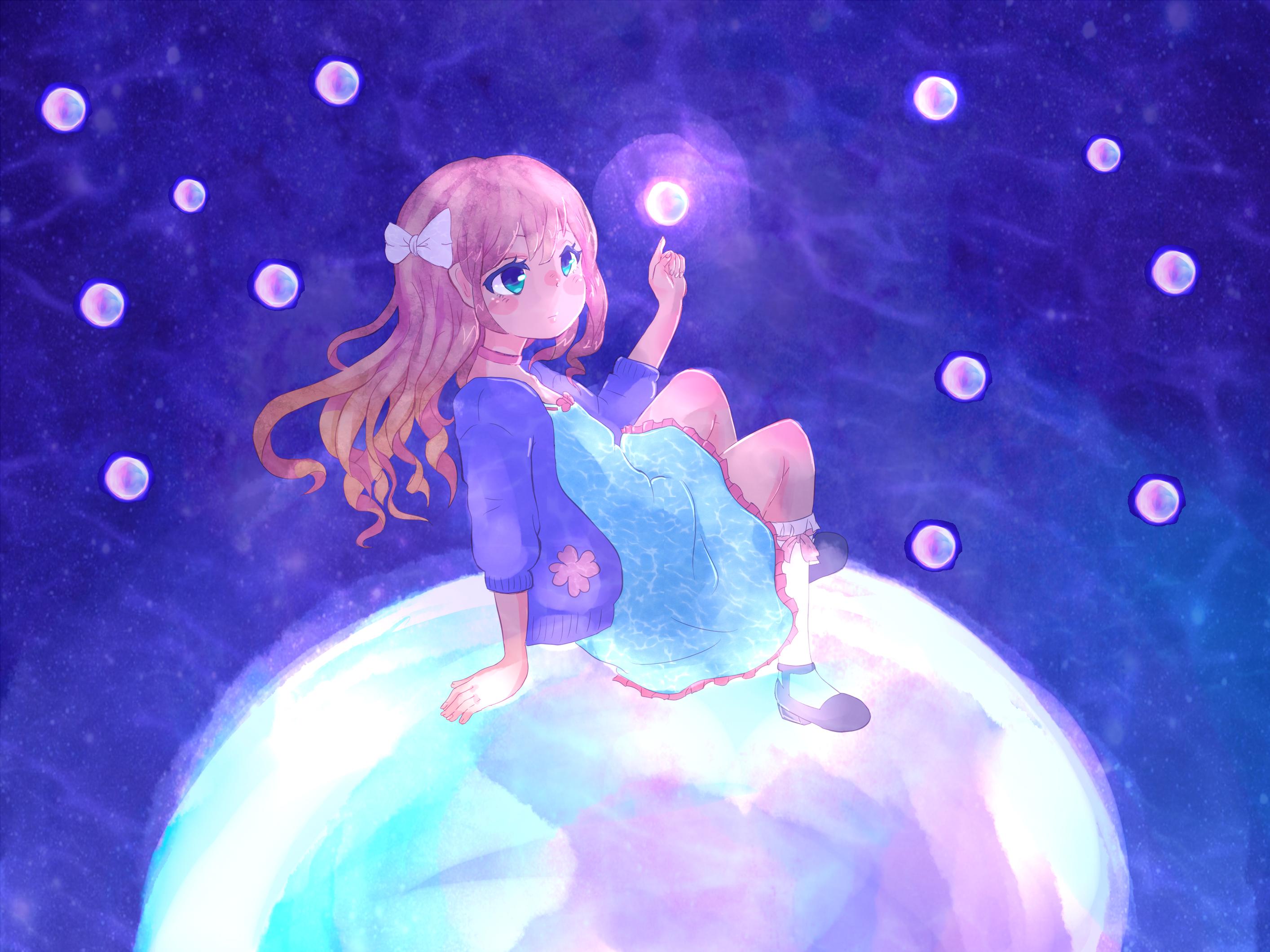 Bubbles by little-x-flower