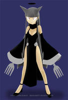 Spiritess-Fork Action Figure by NeoSlashott