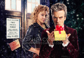 The Husbands of River Song by sophiecowdrey