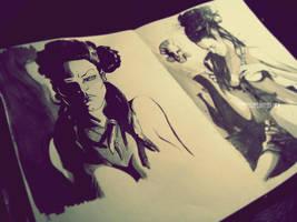 Sketch Studies by morphews