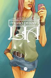 Muito Prazer. Lia by morphews