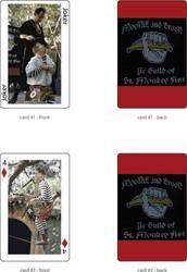 MB Cards 1 by UsagiAkuma
