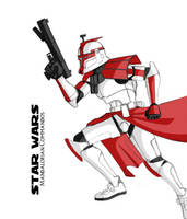 Ge'tal, ARC trooper by commander-13