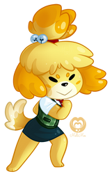 ACNL - Catch These Paws by MelliMoe