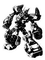 Robot by timwork