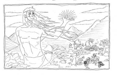 Hetalia OC: Poems in wind by KyonKyonSoy