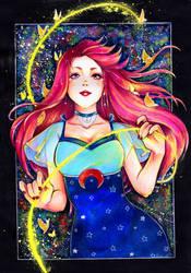 Ladowska's Coloring Contest Entry by NaiVeKID