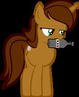 OC Pony Vector - Rebeca by hombre0
