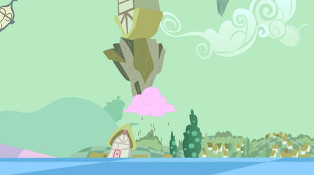 Discorded Landscape Vector by hombre0