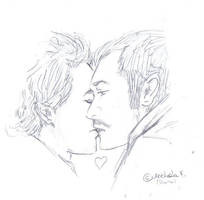 Sherlock Holmes x Dr. Watson by ShanaTheArrancar