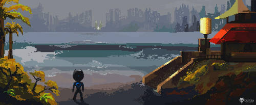 Pixel art by bizitza