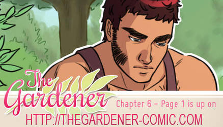 The gardener - Chapter 6 page 1 by Marc-G
