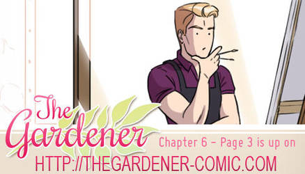The gardener - Chapter 6 page 3 by Marc-G