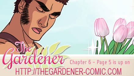 The gardener - Chapter 6 page 5 by Marc-G