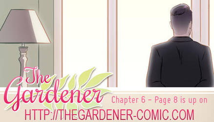 The gardener - Chapter 6 page 8 by Marc-G
