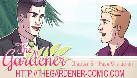 The gardener - Chapter 6 page 9 by Marc-G