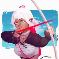Archer EVA by Dangaso