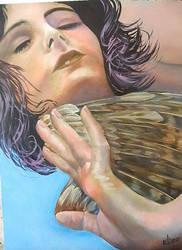 I am Icarus by ElizaLeahy