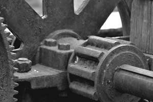 long Forgotten Machine by wagn18