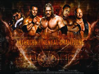 Intercontinental Championship History - Wallpaper by thetrans4med