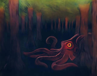 Unnatural Habitat by avatarblade2000