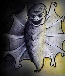 Bat Spider Hoodlum by avatarblade2000