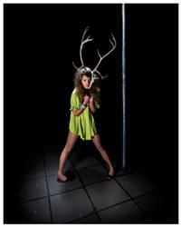 Deer. by HugoLeijon