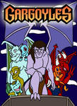 Gargoyles The Movie by sammychan816