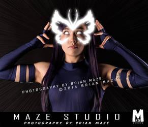 Psylocke - Cosplay01 by b-maze