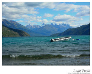 Lago Puelo by pfabregat