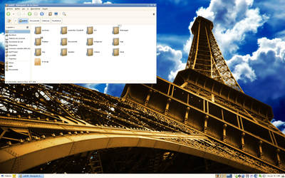 Desktop June by pfabregat
