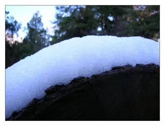 Wooden Snow by pfabregat
