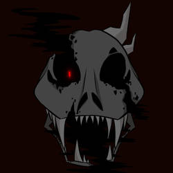 The Skull of Death by DarkyKotel57