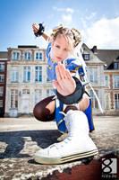 Martine fait du Streetfighter by kn8e