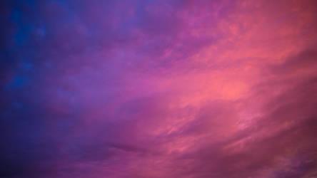 Evening sky by kn8e
