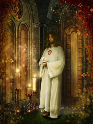Jesus, Only Jesus by PrincessMagical