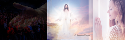 Jesus is calling by PrincessMagical