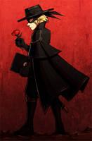 Comm: Zorro Jude by H0lyhandgrenade