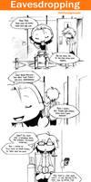 Eavesdropping- Mothering by H0lyhandgrenade
